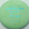 Mongoose - green - icon - teal-dots-small - 168g - 168-6g - neutral - somewhat-gummy