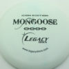Mongoose - blend-blue-white - icon - black - 167g - 168-4g - somewhat-domey - somewhat-gummy