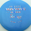 Mongoose - blue - icon - flag - 175g - 176-8g - somewhat-flat - neutral