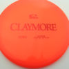 Claymore - orange - opto - red - 174g - 175-9g - neutral - neutral