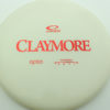 Claymore - white - opto - red - 169g - 170-9g - neutral - neutral