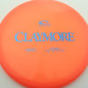 Claymore - orange - opto - blue - 169g - 170-1g - neutral - neutral