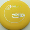 Jk Aviar - Pro - yellow - silver - 304 - 175g - 173-1g - somewhat-flat - somewhat-gummy