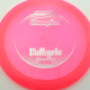 Valkyrie - pink - champion - silver - 304 - 167g - 167-8g - neutral - somewhat-stiff