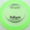 Valkyrie - yellowgreen - champion - black - 304 - 171 - 171-0g - neutral - somewhat-stiff