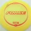 Force - yellow - z-line - red - 304 - 173-175g - 175-0g - neutral - somewhat-stiff