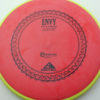 Envy - red - yellow - electron - black - 304 - 1194 - 172g - 172-7g - super-flat - somewhat-stiff