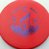 Harp - red - bt-hard - blue - 174g - 174-2g - super-flat - pretty-stiff