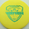 Emac Truth - yellow - fuzion - green - 304 - 178g - 178-9g - somewhat-domey - neutral