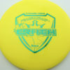 Emac Truth - yellow - fuzion - teal - 304 - 177g - 178-5g - somewhat-domey - neutral