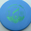 Harp - blue - bt-medium - green - 174g - 174-5g - super-flat - neutral