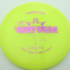 Emac Truth - yellow - lucid - fuchsia - 304 - 169g - 171-5g - somewhat-domey - neutral