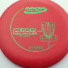 Aviar - Putt and Approach - red - dx - green - 304 - 175g - 174-3g - super-flat - pretty-stiff