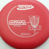 Aviar - Putt and Approach - red - dx - silver - 304 - 175g - 173-1g - super-flat - pretty-stiff