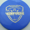 Emac Truth - blue - fuzion - gold - 304 - 175g - 176-3g - somewhat-domey - neutral