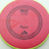 Proxy - red - yellow - electron-firm - black - 304 - 173g - 173-2g - super-flat - very-stiff