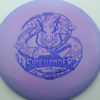 Christine Jennings Sidewinder - 2021 Tour Series - blue-fracture - 172g - 172-7g - somewhat-domey - neutral