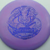 Christine Jennings Sidewinder - 2021 Tour Series - blue-fracture - 171g - 170-3g - somewhat-domey - neutral