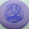 Christine Jennings Sidewinder - 2021 Tour Series - blue-fracture - 172g - 172-6g - somewhat-domey - neutral
