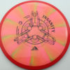 Cosmic Neutron Insanity - red - black - 170g - 170-9g - somewhat-flat - neutral