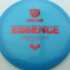 Discmania Essence - blue - neo - red - 171g - 172-3g - somewhat-domey - neutral