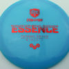 Discmania Essence - blue - neo - red - 171g - 172-4g - somewhat-domey - neutral