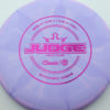 Judge - Burst - classic - fuchsia - 304 - 174g - 174-5g - super-flat - pretty-stiff
