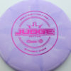 Judge - Burst - classic - fuchsia - 304 - 174g - 174-4g - super-flat - pretty-stiff