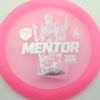Mentor - pink - active-premium - silver - 3619 - 172-2g - somewhat-domey - neutral