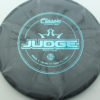 Judge - Burst - classic-blend - teal - 304 - 174g - 174-3g - super-flat - somewhat-gummy