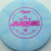 Judge - Burst - classic-blend - fuchsia - 304 - 173g - 173-9g - super-flat - somewhat-gummy