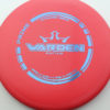 Warden - red - prime - light-blue - 176g - 175-3g - pretty-flat - somewhat-stiff