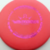 Warden - red - prime - fuchsia-fracture - 176g - 175-1g - pretty-flat - somewhat-stiff