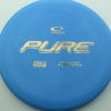 Pure - blue - zero-medium - gold - 173g - 173-6g - super-flat - somewhat-gummy