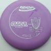 Aviar - Putt and Approach - purple - dx - silver - 304 - 175g - 175-2g - super-flat - somewhat-stiff