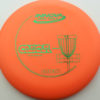 Aviar - Putt and Approach - orange - dx - green - 304 - 175g - 176-2g - super-flat - somewhat-stiff