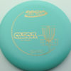 Aviar - Putt and Approach - light-blue - dx - gold - 304 - 175g - 174-2g - super-flat - somewhat-stiff