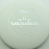 Warden - white - classic-blend - silver - 174g - 174-0g - super-flat - somewhat-gummy