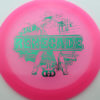 Lucid Renegade - LE Stamp - pink - lucid - green - 176g - 175-4g - somewhat-domey - neutral