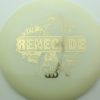 Lucid Renegade - LE Stamp - white - lucid - gold - 176g - 177-0g - somewhat-domey - neutral