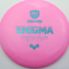 Enigma - pink - teal - 168g - 169-5g - somewhat-domey - neutral