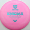 Enigma - pink - teal - 169g - 169-8g - somewhat-domey - neutral