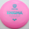 Enigma - pink - teal - 169g - 169-9g - somewhat-domey - neutral
