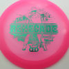 Lucid Renegade - LE Stamp - pink - lucid - green - 176g - 175-1g - neutral - neutral