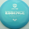 Discmania Essence - blue - neo - silver - 171g - 172-3g - somewhat-domey - neutral