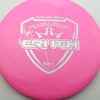 Emac Truth - pink - fuzion - silver - 304 - 177g - 178-7g - somewhat-domey - neutral