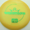 Trespass - yellow - lucid-air - green - 161g - 162-0g - somewhat-domey - neutral
