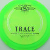 Trace - green - proton - black - silver - 1194 - 174g - 175-7g - somewhat-domey - somewhat-stiff
