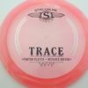 Trace - pink - proton - black - silver - 1194 - 174g - 176-0g - somewhat-domey - somewhat-stiff