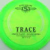 Trace - green - proton - black - silver - 1194 - 173g - 174-6g - somewhat-domey - somewhat-stiff